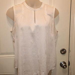 Ann Taylor sleevesless  top